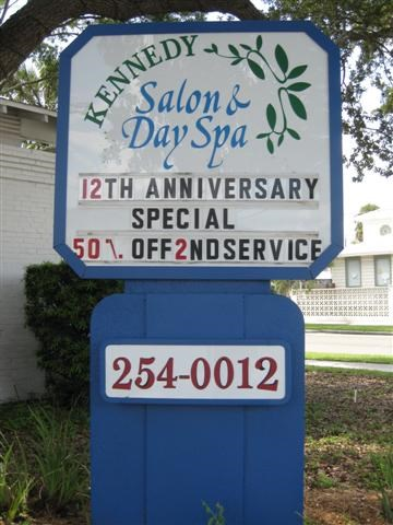 Kennedy Salon And Day Spa