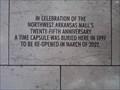 Image for Northwest Arkansas Mall Time Capsule - Fayetteville AR