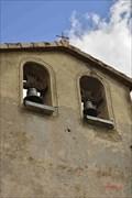 Image for Le clocher de l'église Saint vinçent- Le Saix- France