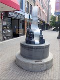 Image for Martin Luther King, Jr. Commemorative Sculpture - Ithaca, NY