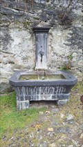 Image for Fountain at Schloss Burgdorf - Burgdorf, BE, Switzerland