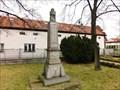 Image for World War I Memorial - Prague-Libus, Czech Republic