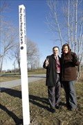 Image for Peace Pole - Belleville Ontario