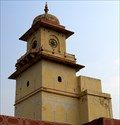 Image for City Palace Clock Tower - Jaipur, Rajasthan, India