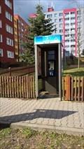 Image for Payphone / Telefonni automat - Františka Cechury, Ostrava, Czech Republic