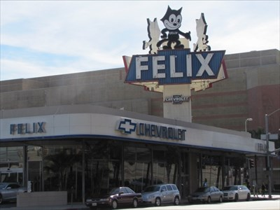 Felix Chevrolet, Pane 2, Los Angeles, California
