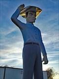 Image for Cowboy Muffler Man - Sherman, TX