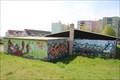 Image for Graffiti na budove - Brno, Czech Republic