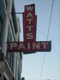 Image for WATTS PAINT - Neon Joplin