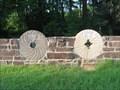 Image for Deberry and Barringer Millstones, Ellerbe, NC, USA