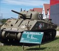 Image for Sherman M4-A4 - Ambleteuse, France