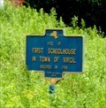 Image for Site of First Schoolhouse - Virgil, NY