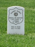 Image for Harry Parks - Arlington National Cemetery - Arlington, VA