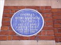 Image for Thomas Rowlandson - John Adam Street, London, UK