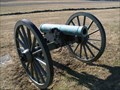 Image for 12-Pounder Bronze Field Howitzers, Model of 1835, No. 6 - Gettysburg, PA
