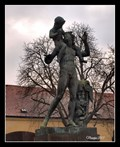 Image for Mercury and the Infant Bacchus - Chateau Roztoky, Czech Republic-