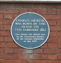 Image for Charles Dickens' Birthplace - Portsmouth, Hampshire