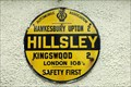 Image for Hillesley Village Sign