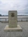 Image for Liverpool- MERCHANT NAVY MEMORIAL