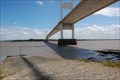 Image for Under the old Severn Bridge at Beachley