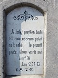 Image for Holy Bible - Jan 12.32.33. - Telnice, Czech Republic