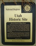 Image for John & Elizabeth Oldham House - Sandy, Utah