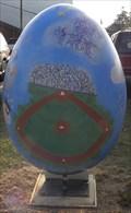 Image for Eggstraordinary Outdoor Art Exhibit - Coal Mountain Park