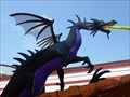 Image for Giant Dragon - Lego Store - Lake Buena Vista, Florida, USA.