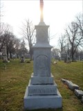 Image for Moynahan Zinc Marker - Mt Elliott Cemetery - Detroit, MI