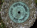 Image for Ohio Right of Way Marker, Kinsman, Ohio