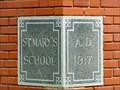 Image for 1917 - St. Mary's Catholic School -West, TX