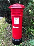 Image for Victorian Pillar Box - Worlds End - Chichester - West Sussex - UK