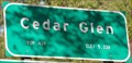 Image for Cedar Glen ~ Elevation 5239