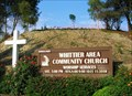 Image for Whittier Area Community Church - Whittier, CA