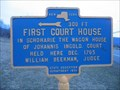 Image for First Court House