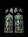 Image for Stained Glass Windows, All Saints - Wellingore, Lincolnshire