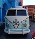 Image for 1965 Volkswagen Camper - Universal Studios - Orlando, Florida, USA.