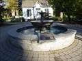 Image for Horticultural Hall Plaza Fountain - Halifax, Nova Scotia, Canada
