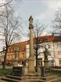 Image for REMOVED Plague Column, Sedlcany, Czech Republic