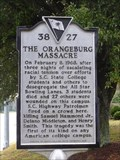 Image for The Orangeburg Massacre - Orangeburg, SC