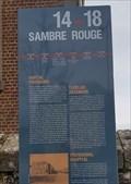 Image for Sambre Rouge : Hôpital provisoire - Gozée - Belgique