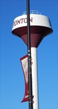 Image for Ironton water tower, Ironton, MN.