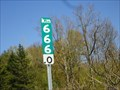 Image for Hwy 401 KM/M 666 E/B