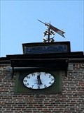 Image for La tour du guet clock - Pont-sur-Sambre, France
