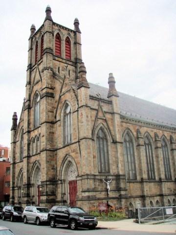 Holy Trinity German Catholic Church - Boston, MA - German-American