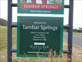 Image for Tambar Springs - NSW, Population 202