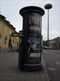 Image for Toilettensäule - Charlottenplatz - Stuttgart, Germany, BW