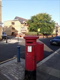 Image for Victorian Pillar Box - Medway Road - Bow - London E3 - UK