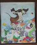 Image for Swimming Dog - Weatherford, TX