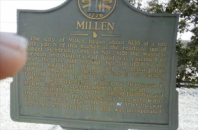 Millen, GA